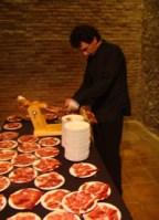 Santiago Rams at Wine Pleasures 1