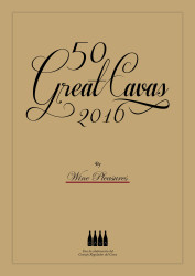 50 Great Cavas 2016 Front Cover