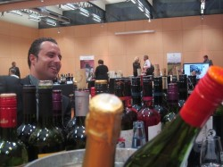 Besay at Workshop Buyer meets Spanish Cellar 2011