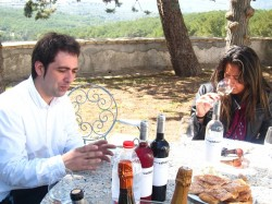 Wine Pleasures visits Finca Valldosera