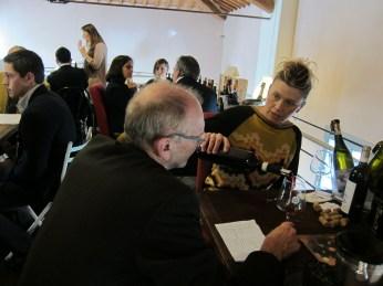 Wine Pleasures Workshop Buyer meets ITALIAN Cellar 2013