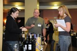 New Vision Wines at Wine Pleasures Workshop