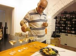 Wine Pleasures visits Xerigots Vilafranca del Penedès