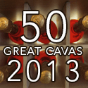 50 Great Cavas 2013