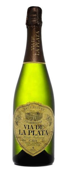 Via De La Plata Chardonnay Brut Nature