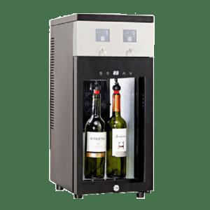 WINE+ Pinjou preserving and dispensing wine machine