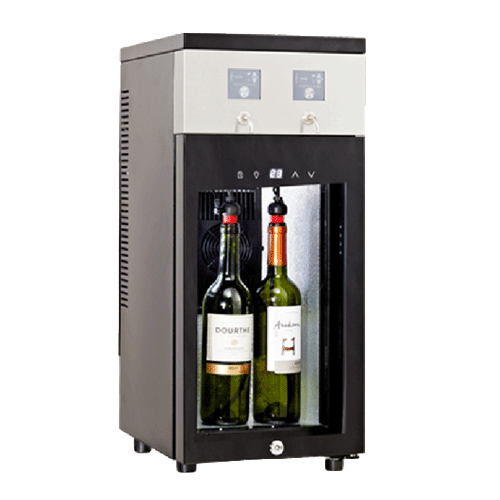 REFRIGERATED WINE DISPENSER