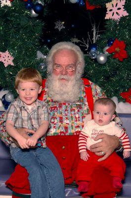 Santa Pic 2007