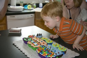 Gavin\'s 4th Birthday
