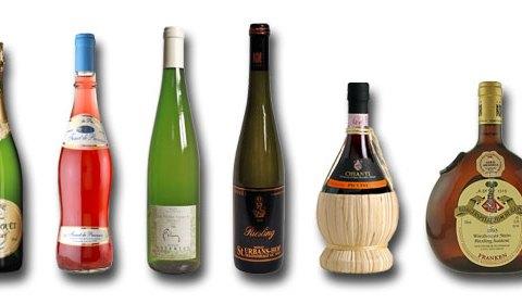 Wine Bottle Shapes And Sizes