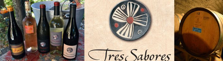 Tres Sabores Winery Tasting