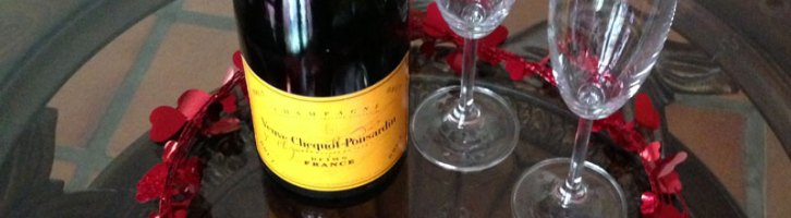 Fun Wine Cocktails – Champagne Valentine