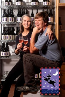 Flying Goat Cellars – Norm & Kate