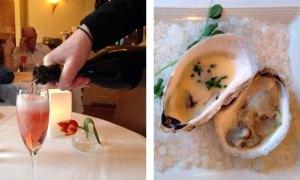 Martha's Vineyard – Soter's Dinner – First Course