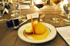 Dierberg Winemaker's Dinner Course 4