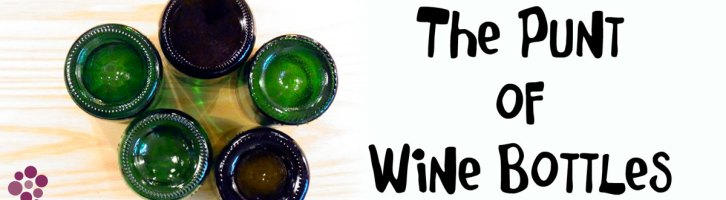 The Punt Of Wine Bottles