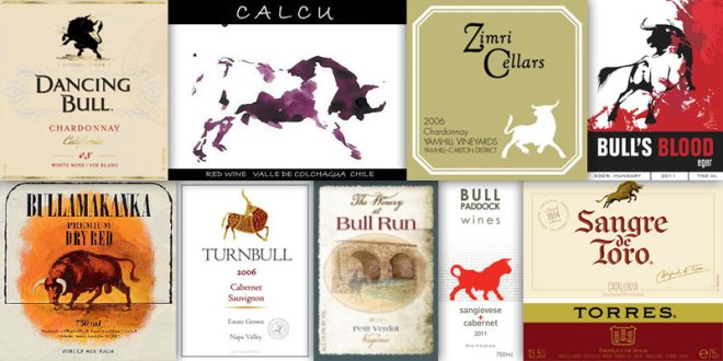 Wine With An Animal In The Name – Bull & Toro