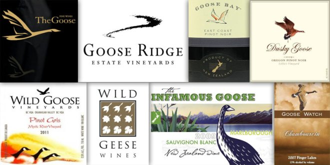 Wine With An Animal In The Name – Goose