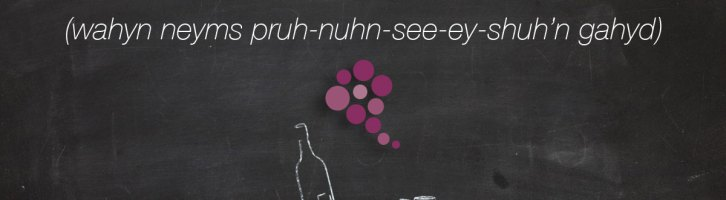 Wine Names Pronunciation Guide With Audio
