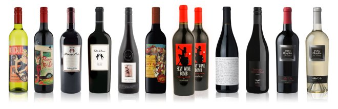 Wine For Valentine – Wine selection