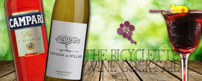 The Bicyclette Wine Cocktail