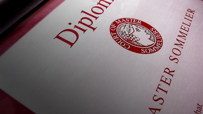 Master Sommelier Diploma
