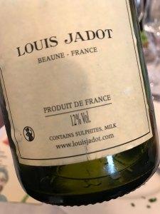 Fining Agents / Louis Jadot Label