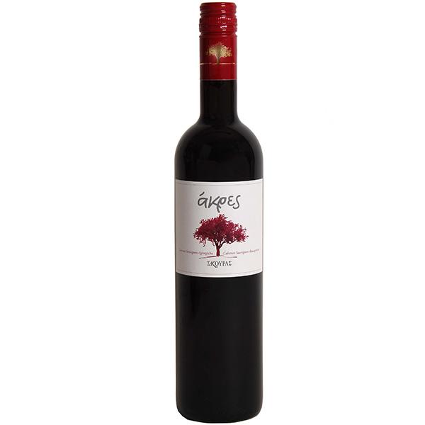 Akres red - Cuvee Prestige, Skouras