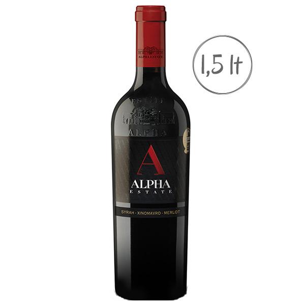 Alpha Red Magnum, Alpha Estate