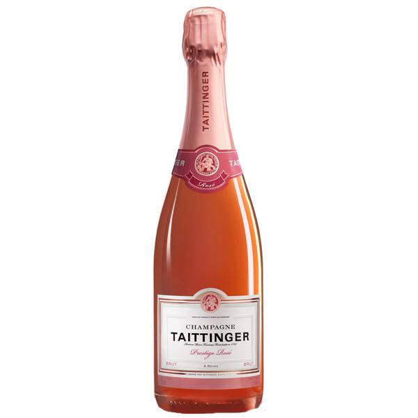 Champagne Taittinger Rose