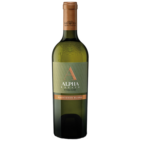 Sauvignon Blanc, Alpha Estate