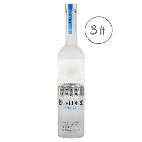 Vodka Belvedere 3Lt