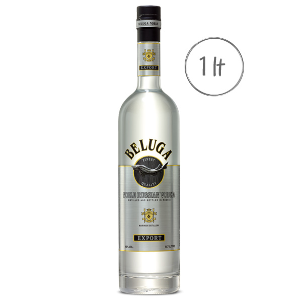 Vodka Beluga 1lt