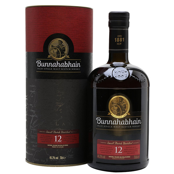 Whisky Bunnahabhain 12Y.O.