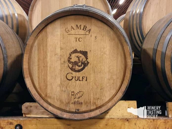 cantina gulfi winery tasting sicily