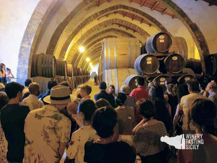 wine tourism sicilia