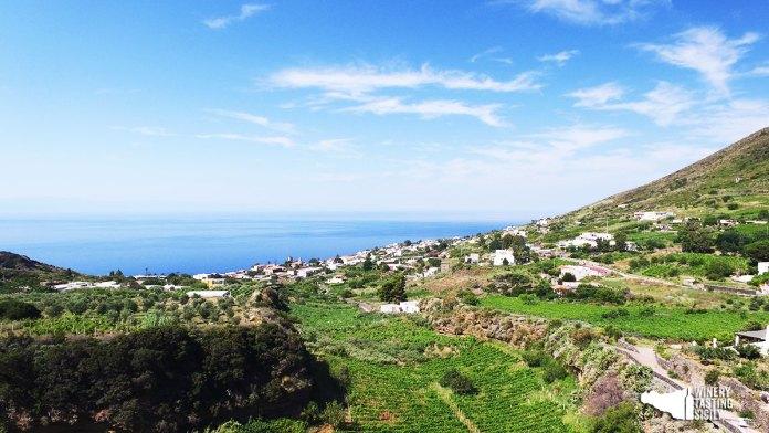 leni isole eolie winerytastingsicily