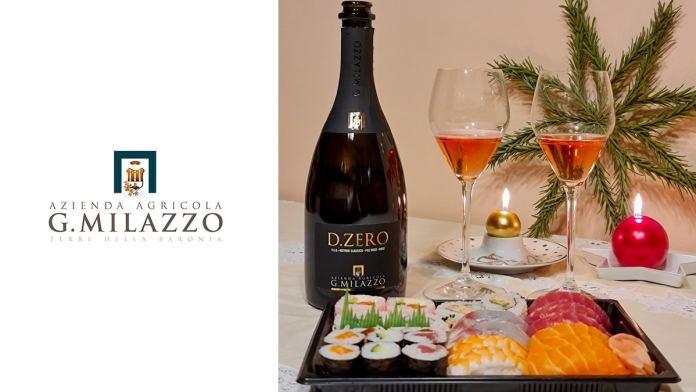 MILAZZO D.ZERO - Rosé Pas Dosé Metodo Classico siciliano