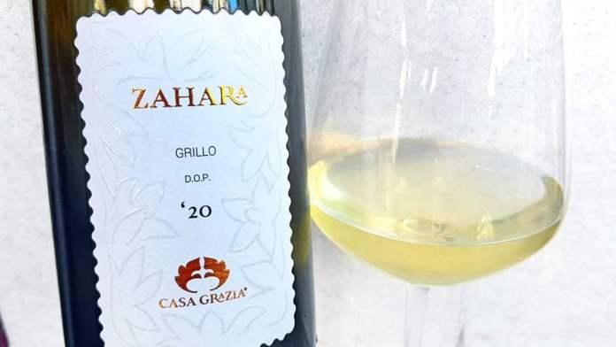 """""""Zahara"""" di Casa Grazia è Corona Vinibuoni d'Italia 2022"""