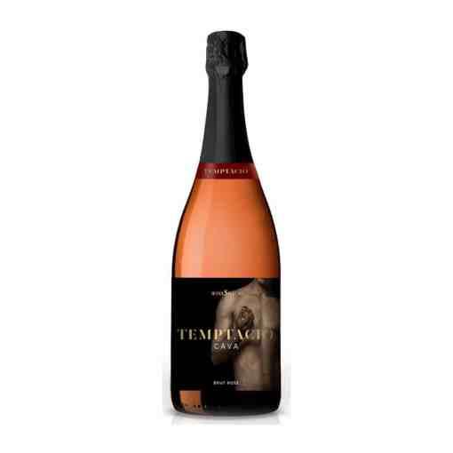 cava temptacio brut rose reserva wineshack