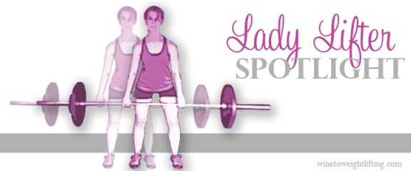 lady lifter spotlight new