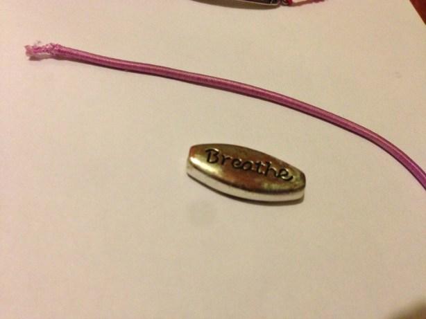 breathe bracelet