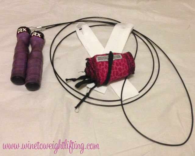 rx rope beastette wrist wraps tape