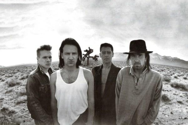 U2 desert Trip