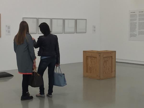 Inspecting the Modern Art Museum