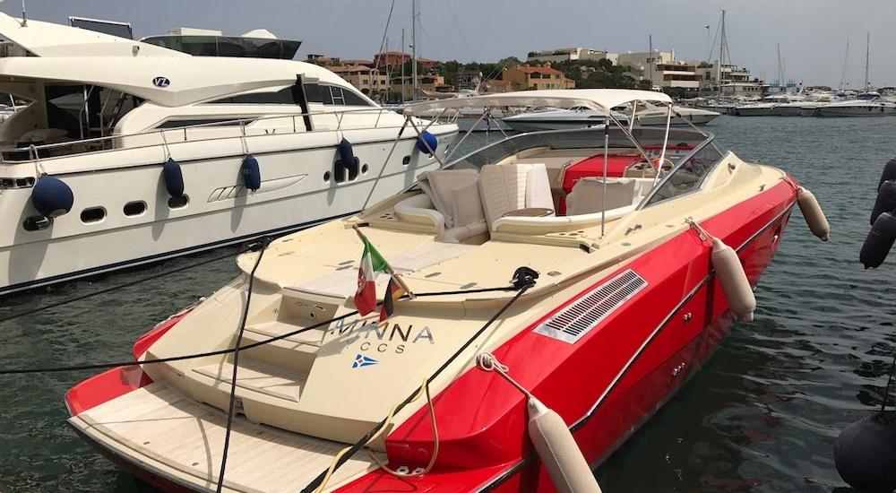 Red Speedboat