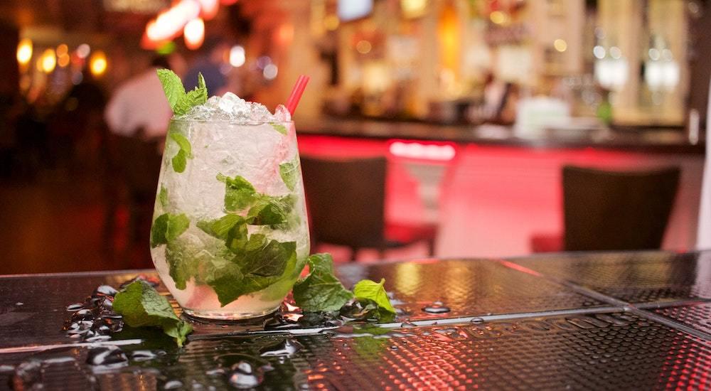 cocktails in Edinburgh