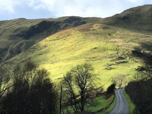Snowdonia Roads