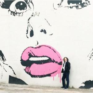Street Art Austin - Lips