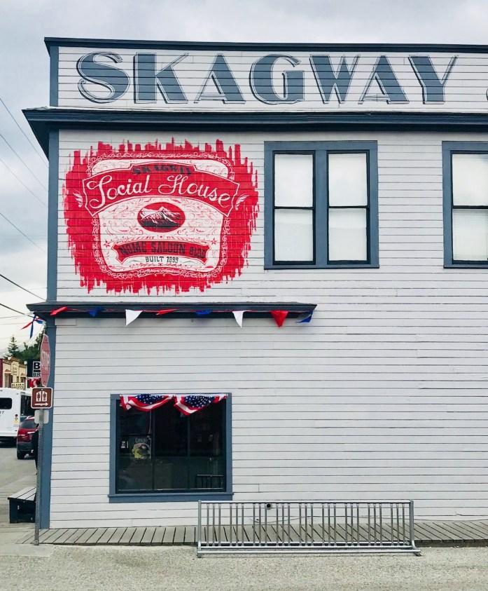Skagway Murals